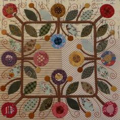 Rambling Ways Quilt/Village Square/Pine Valley Quilts