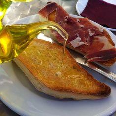 Hiszpańskie Smaki: Zacznijmy prosto i pysznie, czyli andaluzyjskie śn...