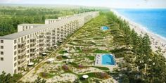 Hitler-Built Vacation Resort To Become Luxury Apartments And Spa Fascist Architecture, Monumental Architecture, Vacation Resorts, Beach Resorts, Hotels And Resorts, Spas, Monuments, Image Film, 0 Image