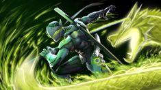 Genji - Overwatch by Chaepae on DeviantArt