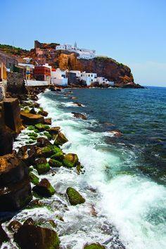 GREECE CHANNEL | Nisyros, Greece