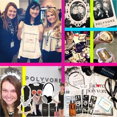 Tailored To You, A Polyvore HQ Meetup *but for real, we had SO much fun! http://polyv.re/1F5mFhV
