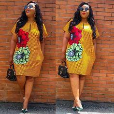 Ankara Dresses for Beautiful African Queens Short African Dresses, Latest African Fashion Dresses, African Print Dresses, African Print Fashion, African Dress Styles, Ankara Stil, Ankara Dress Styles, Ankara Styles For Women, African Traditional Dresses