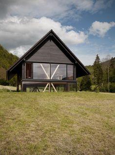 Das Holzhaus von Pascal Flammer - Marianne Kohler NizamuddinMarianne Kohler Nizamuddin