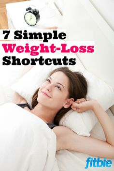 This expert advice will help you cut pounds by cutting corners.