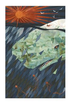 The Book Show: Herman Melville's Moby Dick by Jim Kay