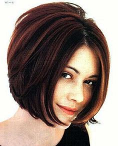 15 Bob Cuts For Oval Faces | Bob Hairstyles 2015 - Short Hairstyles for Women