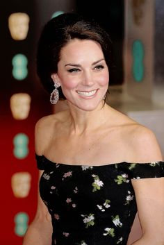 """""""Catherine, Duchess of Cambridge attends the 70th EE British Academy Film Awards (BAFTA) at Royal Albert Hall on February 12, 2017 in London, England. """""""