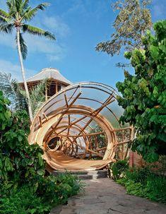 adelaparvu.com despre case din bambus, Green Village Bali, design Ibuku Design (26)