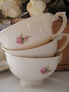 . . . Cabin & Cottage : New China & Dried Flowers