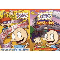 Rugrats: Decade in Diapers/Rugrats: Mysteries [2 Discs]