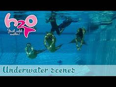 Behind the scenes: Underwater scenes // H2O - JUST ADD WATER // official Fan Channel - YouTube