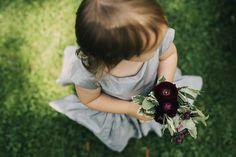 Sweet photo of the flower girl | Rhino Media Weddings | Wedding video and photography http://www.rhinomediaweddings.com/blog/2015/8/14/karl-megan-wedding-photography