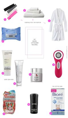 essentials for at home spa treatments