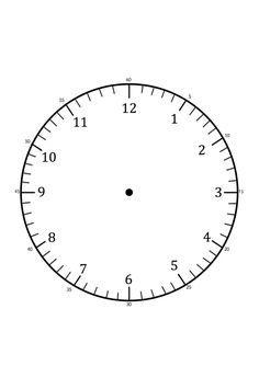 clock face template clock face red ballouga png 34 96 kb clock