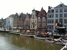 Gent, Belgium.  Photo by Thea Alvin.