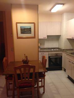Cocina Aparthotel 50m2