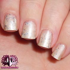 Lazy Lacquerista: Aussie Nails Monday :: Work Appropriate Neutral