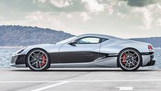The new Concept_One from Rimac has 1,088 horsepower, letting it rocket from 0 to 62 mph in 2.6 seconds.