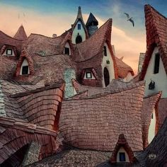 Clay Castle of the Valley of Fairies in Transylvania, best of Romania-it is like a hobbit house by Caras design Beautiful Places To Visit, Cool Places To Visit, Places To Travel, Places To Go, Danube Delta, Chateau Medieval, Transylvania Romania, Visit Romania, Romania Travel