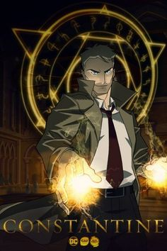 CW  to Revive Matt Ryan's Constantine in new Animated Series - http://www.eatyourcomics.com/2017/01/08/cw-to-revive-matt-ryans-constantine-in-new-animated-series/  #Comics, #DC, #Television