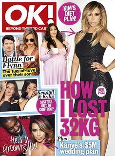 OK! - 31 October 2013 #magazines #magsmoveme  http://www.okmagazine.com.au/