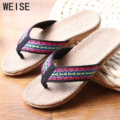 High Quality The New Summer Home Slippers Indoor Shoes Flax Slippers Non-Slip Bohemian  Flip Flop Women  Slippers  Size 35-40 #electronicsprojects #electronicsdiy #electronicsgadgets #electronicsdisplay #electronicscircuit #electronicsengineering #electronicsdesign #electronicsorganization #electronicsworkbench #electronicsfor men #electronicshacks #electronicaelectronics #electronicsworkshop #appleelectronics #coolelectronics