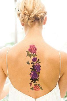 rosas tatuaje