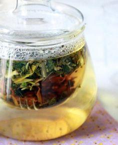 Диетические рецепты травяных чаев для похудения