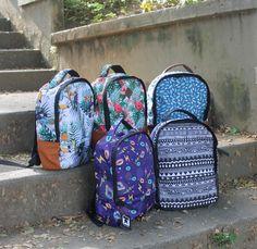 MORRALES FULANO Bags, Morrales, mochilas, backpack, maletines.