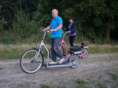 Featured - The Amazing Treadmill Bike