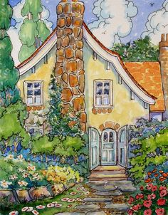A Well Tended Cottage Storybook Cottage Series