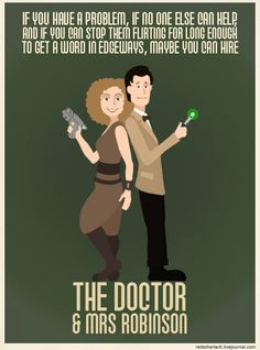 The Doctor & Mrs. Robinson