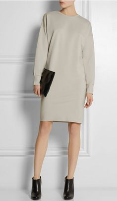 #dress #neutral #office #beige