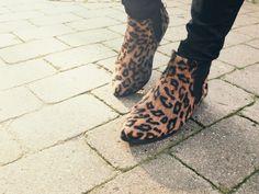 Leo shoes, Leopard, boots, Moss Copenhagen