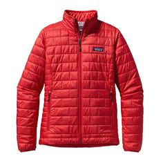 Patagonia Women\'s Nano Puff\u00AE Jacket - French Red FRR