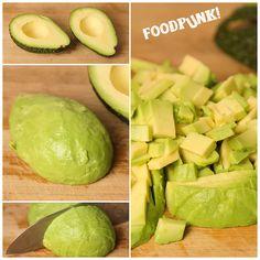 Avocado gesunde Fette