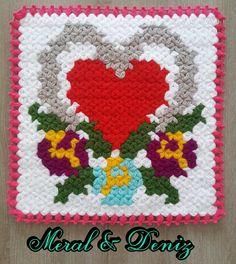 C2c, Filet Crochet, Elsa, Butterfly, Valentines, Blanket, Binder, Amigurumi, Eye Makeup