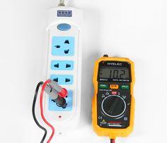 HYELEC MS8232 Portable Auto Range Digital Multimeter DMM Auto Power off Tester Spotlight Sale - Banggood.com