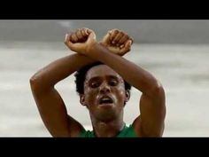 #Video Ethiopia: Rio Olympic Games Winner Put Ethiopian Government Under A Spot...