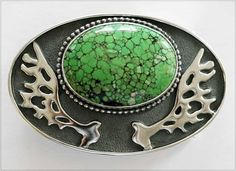 In 1978 on the craft circuit, David Yurman designed and sold belt buckles.
