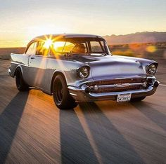Chevrolet Bel-Air done right.