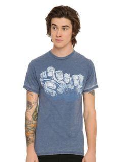 Marvel The Avengers Mount Avengers T-Shirt