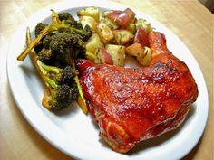 BBQ Chicken Dinner, Budget Bytes