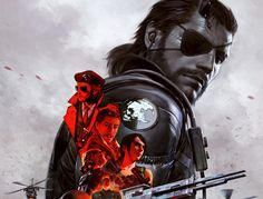 Metal Gear Solid 5 to get Definitive Experience edition on October 13th #MetalGearSolid #mgs #MGSV #MetalGear #Konami #cosplay #PS4 #game #MGSVTPP