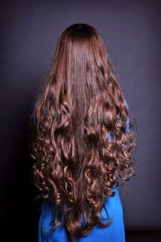 my hair goal. for real, though. <3
