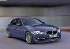 F30 ALPINA B3 with 420 horsepower
