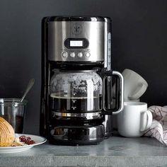 Williams-Sonoma Open Kitchen 12-Cup Programmable Coffee Maker #williamssonoma