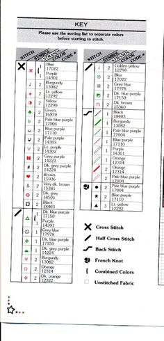 Cross stitch Christmas stocking - page 6 #crossstitch