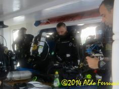 SET UP ON BOARD OF THE DHONI